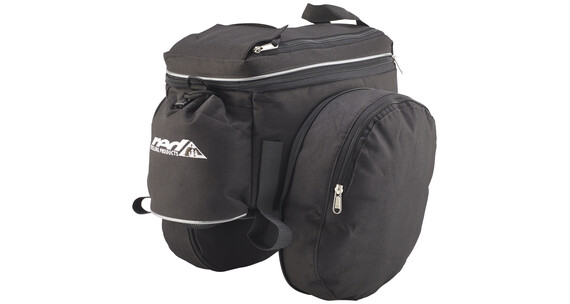 Red Cycling Products Rack Pack - Bolsa para bicicleta - negro